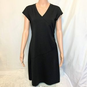 Athleta Faux Wrap Sport Dress
